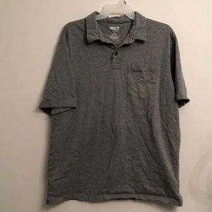 DULUTH  xlarge gray pullover shirt